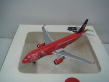"Sky 500 Air Asia A320-200 ""Manchester Untied color"" 1:500"