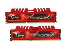 G.SKILL Ripjaws X Series 8GB (2 x 4GB) 240-Pin DDR3 SDRAM DDR3 1333 (PC3 10666)