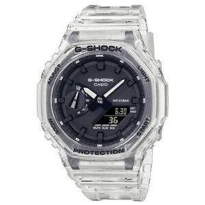 G-Shock Transparent Pack Skeleton Limited Edition Watch GShock GA-2100SKE-7A
