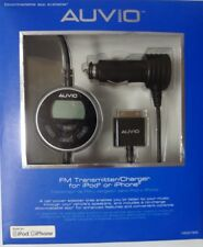 Auvio FM Transmitter and Charger for iPod or iPhone 4 1200769  -25