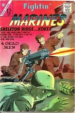 Fightin' Marines (1955 series) #53 June 1963 GD/VG Charlton Comics ID #481