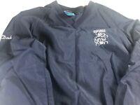 Quarterback Club Windbreaker Jacket Mens SZ M/L Duke Sunderland Scotland Nylon