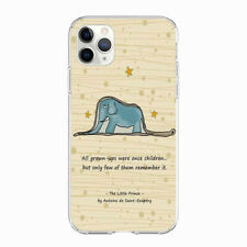 The Little Prince and Fox soft case cover for iPhone Samsung Galaxy HTC