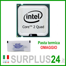 CPU INTEL Core2Quad 2.40 Ghz Q6600 2.40GHz/8M/1066 socket 775 Processore