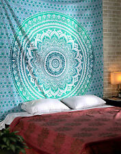 Indian Star Hippie Psychedelic Wall Hanging Mandala Tapestry Queen Ethnic Throw6