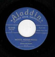 BLUES-AMOS MILBURN-ALADDIN 3253-VICIOUS, VICIOUS VODKA/I DONE DONE IT