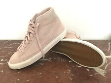 "NIKE BLAZER mid 42,5 8 9 RETRO suede rosa pink high ""silt red"" AIR - NEU & OVP!"