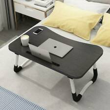 Portable Adjustable Laptop Ipad Desk Foldable Study Computer Bed Table Stand
