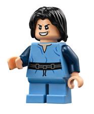 Lego Young Boba Fett 75191 Crooked Malicious Smile Star Wars Minifigure