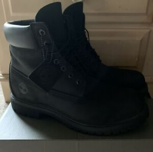 Timberland 6 Inch Premium Boots Black