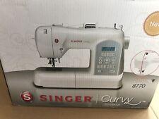 SINGER® Nähmaschine Curvy 8770