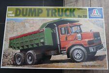 """Italeri 781 1:24 Truck DAF 2800 Dump Truck """" Bausatz""""(BG010-45)"""