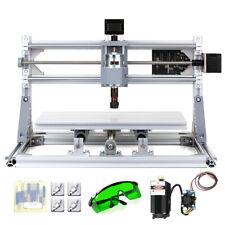 CNC3018 DIY 2in1 Mini Laser Graviermaschine GRBL Carving Fräsen Graviermaschine