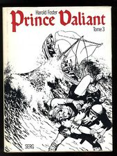 PRINCE VALIANT ( VAILLANT ) TOME 3  EO SERG 1977    HAROLD FOSTER