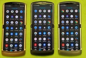 Motorola XT2071-2 RAZR 5G 256GB AT&T | Unlocked | Flip Fold SmartPhone Very Good
