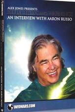 An Interview with Aaron Russo by Alex Jones NEW & SEALED