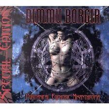 Dimmu Borgir - Puritanical Euphoric Misanthropia [CD]