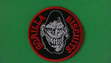 RARE Gorilla Biscuits Iron On Patch! New Hardcore Punk Rock CIV Agnostic Front