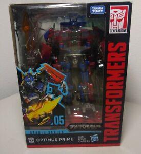 Hasbro Studio Series 05 Voyager Class Transformers Optimus Prime Action Figure