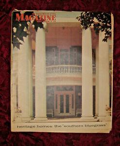 Louisville Kentucky Courier Journal and Times magazine September 10 1972