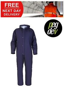 HYDROSOFT MULTICOLOUR SALESBURY WATERPROOF COVERALL SIZES S-3XL HGHYD018500BS
