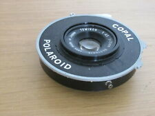 Copal 1 Press Shutter -Good Condition -Fully Working + 75mm Lens - Large Format