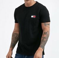 Tommy Hilfiger Jeans Badge Crew Neck T-Shirt