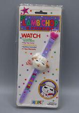 Lamb Chop & Friends Shari Lewis Character Watch Vintage 1993 New