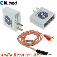 Bluetooth 4.2 Audio Receiver Wireless Stereo Sound Module AC110~220V APP Control