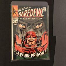 Daredevil #38 Classic battle Daredevil v Dr. Doom Stan Lee VF! (3/68) NO RESERVE