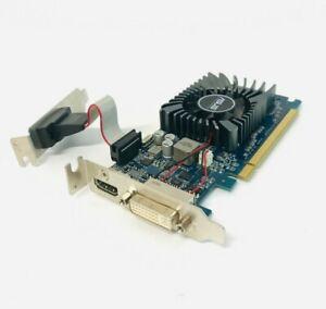 ASUS nVidia GeForce Low Profile GT610-SL-1GD3-L VGA / DVI / HDMI Graphics Card