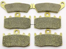 Front Rear Brake Pads For BMW R 1150 R1150 RT R1150RT Brakes Free Shipping SET