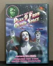 Plan 9 From Outer Space    (DVD)     LIKE NEW
