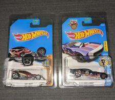 Hot Wheels Super Treasure Hunt 2 Car Lot Surf Crate Nitro Doorslammer toy VHTF