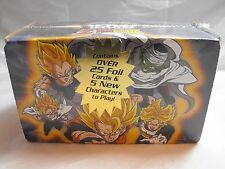 DRAGONBALL Z POWER PACK CAPSULE CORP RETAIL BOX