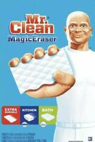 Mr. Clean Magic Eraser 11 Erasers *** 4 Extra-Durable, 3 Kitchen, 4 Bath ***