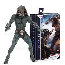 "NECA The Predator Armored Assassin Predator 11"" Action Figure Model Statue Gift"