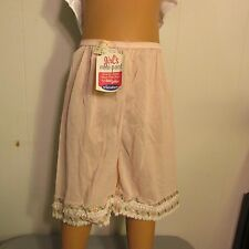 Girls Panties Petti Vtg Wundies mini pants Underpants Underwear Sz 12 pink