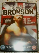 TOM HARDY IS BRONSON DVD MINT SEALED 2011 ACTION CLASSIC NEW