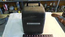 VINTAGE AUTOLOAD MOVIE PROJECTOR home movie BELL &  HOWELL Model 256