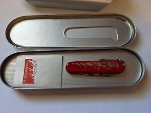 "Original Victorinox  ""Spartan 100th Anniversary"" Swiss Army Knife New in Box"