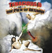 Tenacious D : The Pick of Destiny (CD) 2006 limited edition 3D cover