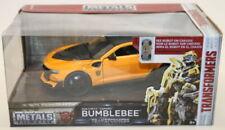 Voitures, camions et fourgons miniatures jaunes moulé sous pression pour Chevrolet