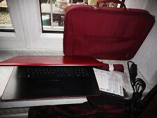 "HP Notebook 17-ak059ng.17,3"" 8GB RAM,1TB HDD,DVD,Win10. ROT+Tasche UVP600€ w.NEU"