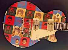 Queen Signed Guitar Brian May Autographed Guitar + Roger Taylor Proof (Mercury)