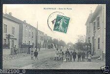 54 LORRAINE ..MEURTHE-ET-MOSELLE .. BLAIVILLE .. ENTRE LES PORTES ..1910 ..