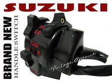 SUZUKI GP100 GP125 GT125 GT185 HANDLE SWITCH ASSY LH