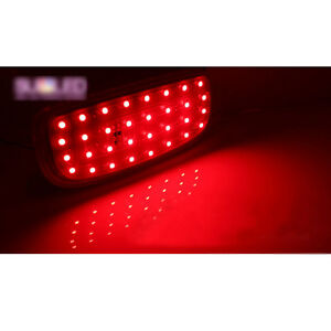 LED Reflector Rear Bumper Lamp Assembly For 13 Kia Sorento R