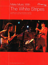Make Music with THE WHITE STRIPES Guitar TAB Music Book