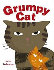 Grumpy Cat by Britta Teckentrup (Board book)